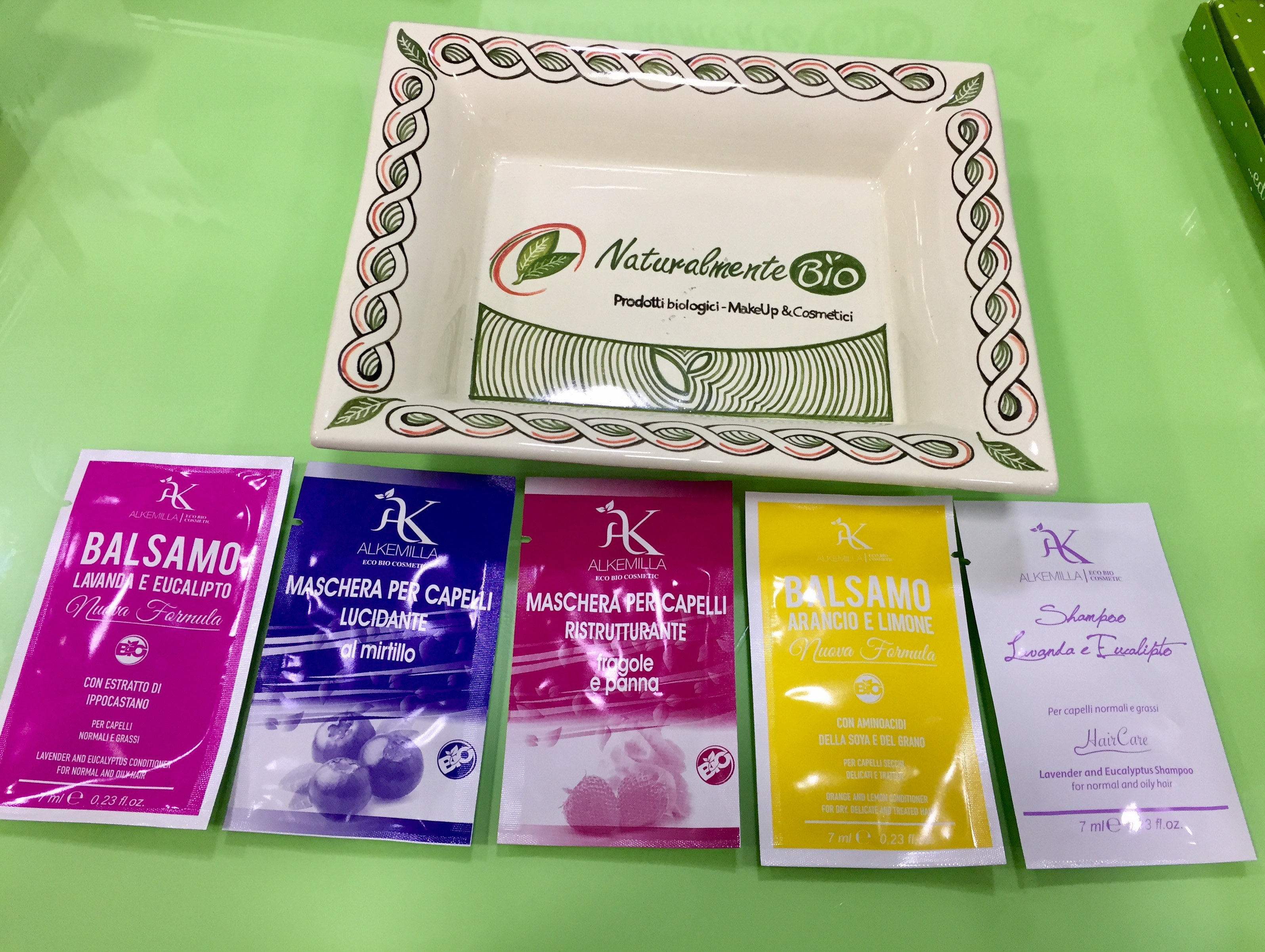 Recensione balsami&maschere Alkemilla: quale scegliere per capelli ricci?