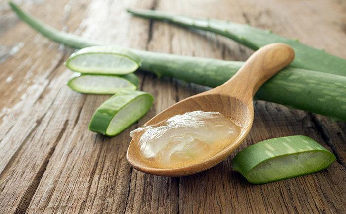 Il gel d'aloe vera: un prodotto naturale e versatile per capelli ricci