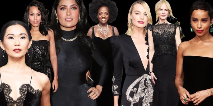 Il Black Golden Globes 2018