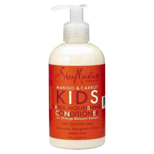 Il balsamo per capelli ricci dei bambini: Shea Moisture Kids - Ricciomatto