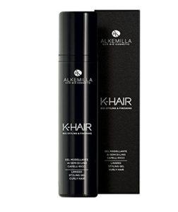 Il gel ai semi di lino per capelli ricci K-HAIR Alkemilla - Ricciomatto